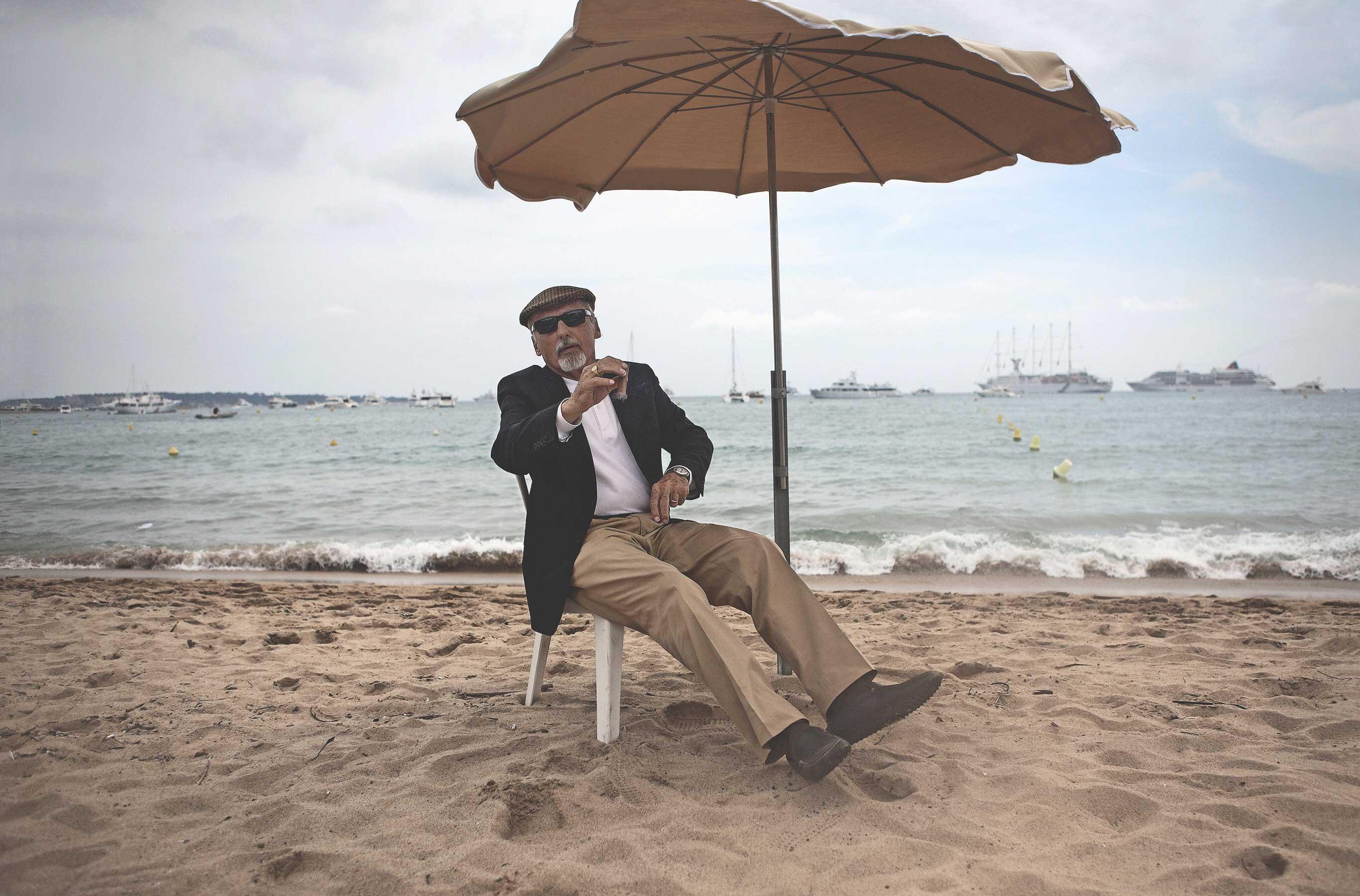 Dennis Hopper, by me