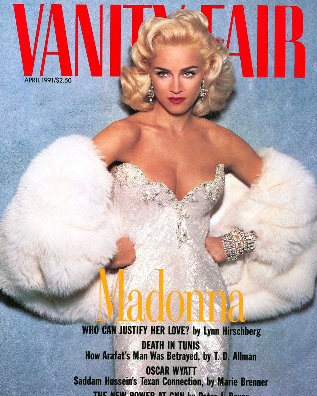 Vanity Fair, Madonna