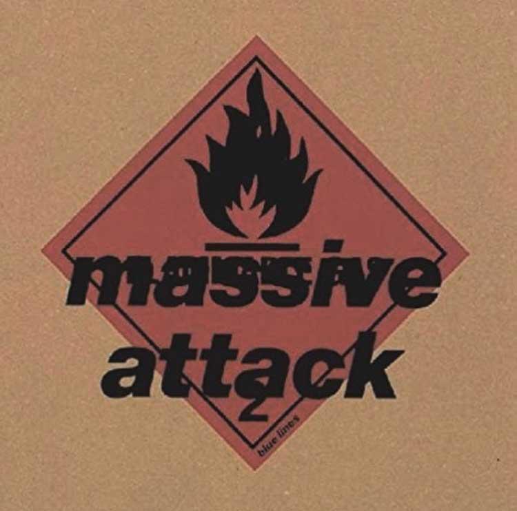 Massive Attack, Blur Lines
