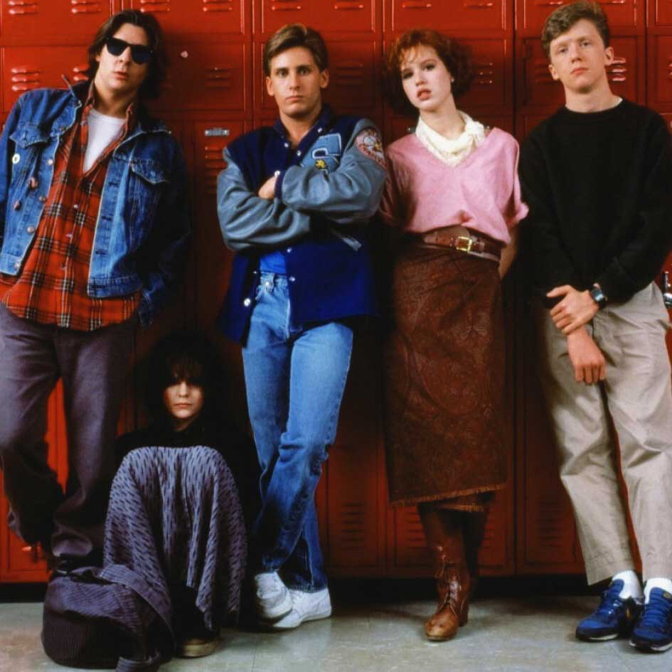 The Breakfast Club, 80's, Iconic